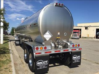 2020 MAC LTT, Inc 7500 Gal Insulated Hot Oil - Image 9 of 11