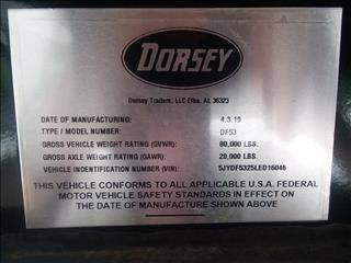 2020 Dorsey DF53BTR - Image 5 of 14